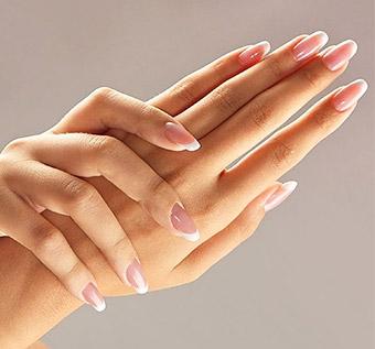 Наращивание ногтей гелем недорого