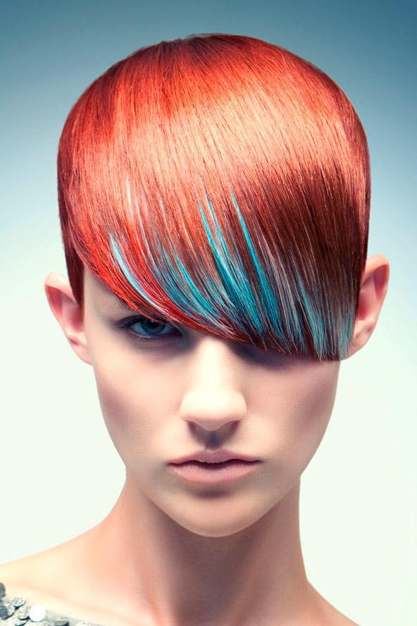 Колорирование волос в Киеве