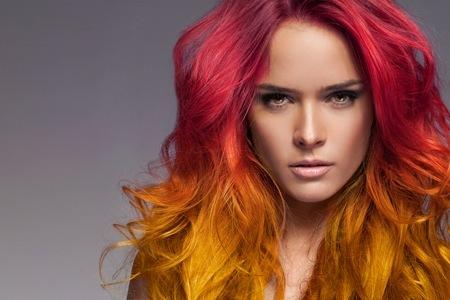 Колорирование для любого цвета волос