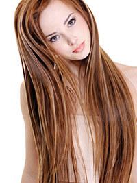 Незаметное мелирование волос