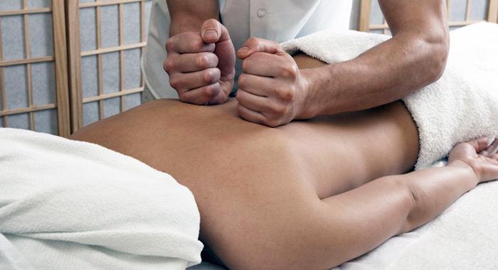 Массаж тела спортивный в салоне